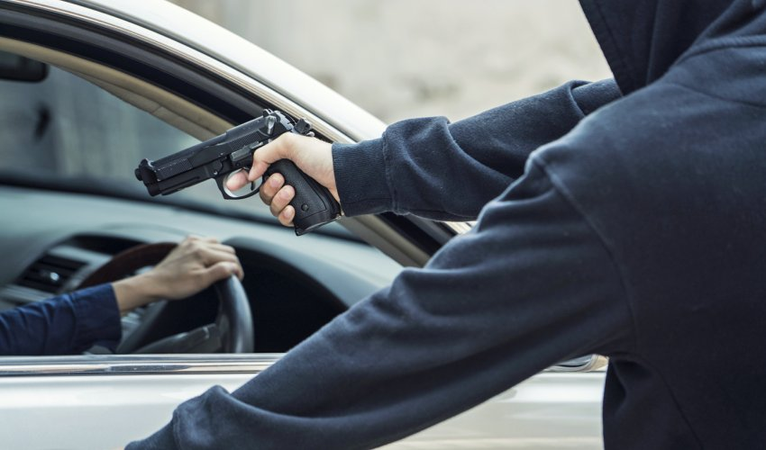 [Polícia registra roubo de carro em Monte Gordo]