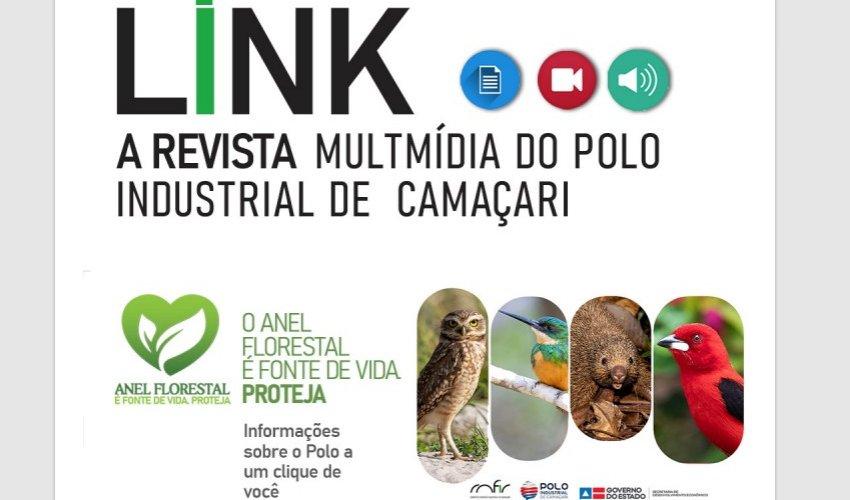 [LINK a Revista Multimídia do Polo de Camaçari lança nova edição com muita informação]