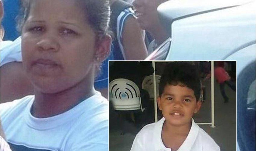 [Caso Carlinhos: mãe acusada de mandar matar o filho em Camaçari é presa em Alagoas]