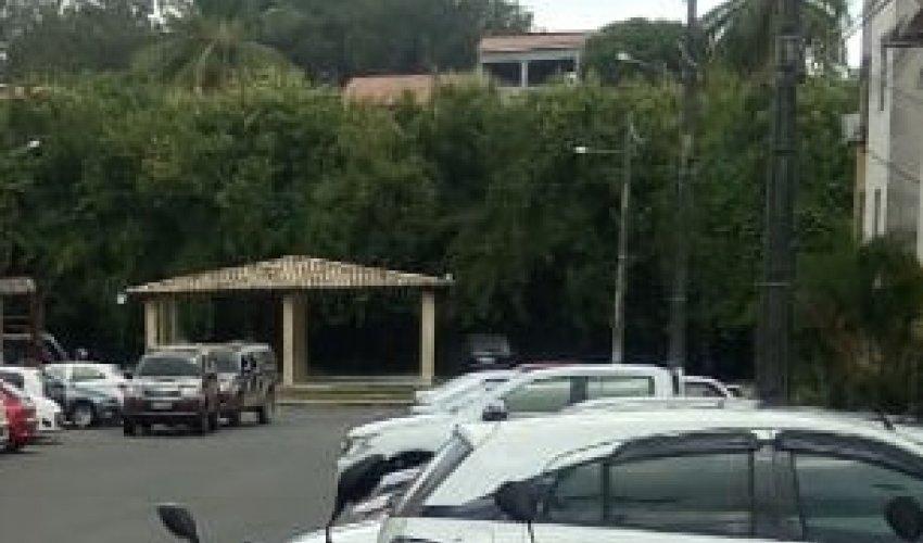 [RONDESP realiza abordagens em condomínio de Camaçari]