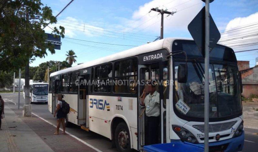 [Mais um ônibus é assaltado em Camaçari; segundo da semana]