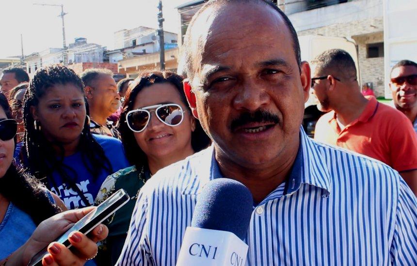 [Eleição 2020: Prefeito Elinaldo Araújo comenta sobre possível reeleição]