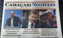 [Edição 177 do jornal impresso do Camaçari Notícias leia aqui a versão on-line]