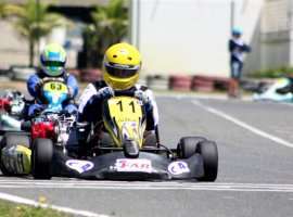 [Campeonato de Karts iniciou neste domingo no Kartódromo Ayrton Senna em Lauro]