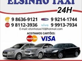[ CN1 no Camaforró: Elsinho Táxi sua melhor opção de transporte]