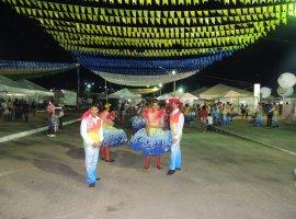 [CN1 no Camaforró: desfile de quadrilhas animam 3ª noite da Vila da Cultura]