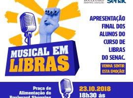 [Boulevard Shopping Camaçari terá apresentação musical em Libras]