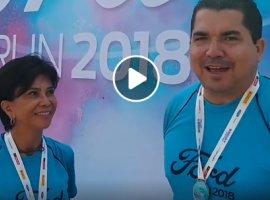 [Denise Gonsalez fala ao Camaçari Notícias sobre o sucesso do Ford Run]