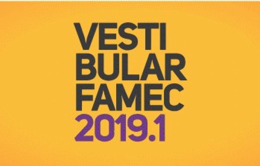 [FAMEC abre novas vagas para Vestibular Solidário 2019.1]
