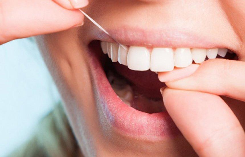 [Produto presente em fio dental pode fazer mal à saúde]