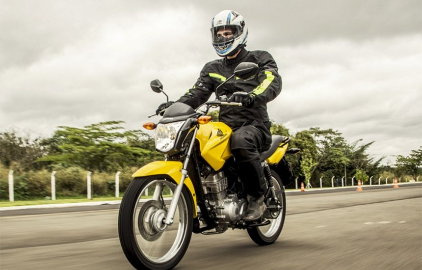[Honda CG 125 sai de linha no Brasil após 42 anos]