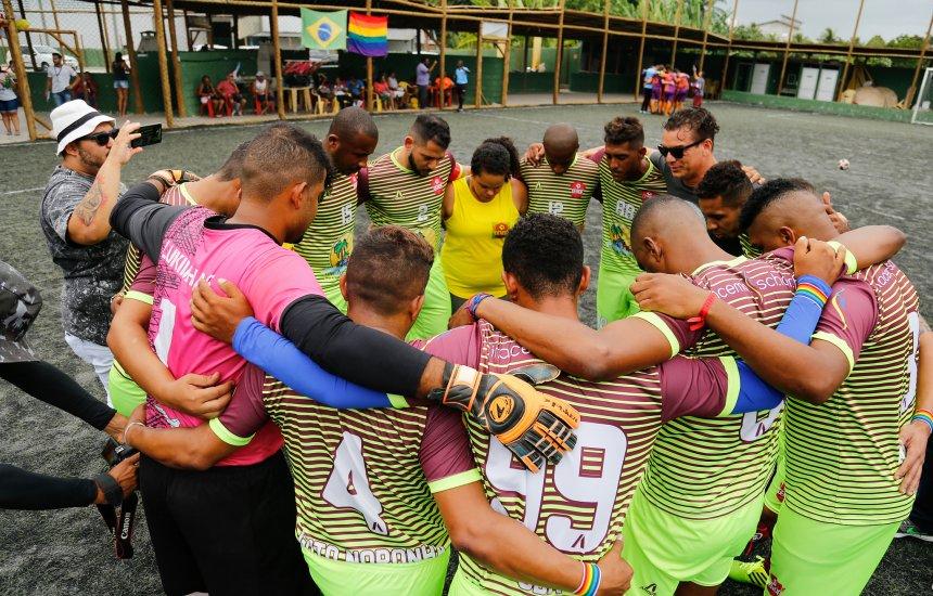 [Contra o preconceito, Lauro de Freitas sediou 1ª Copa Gay Nordeste]