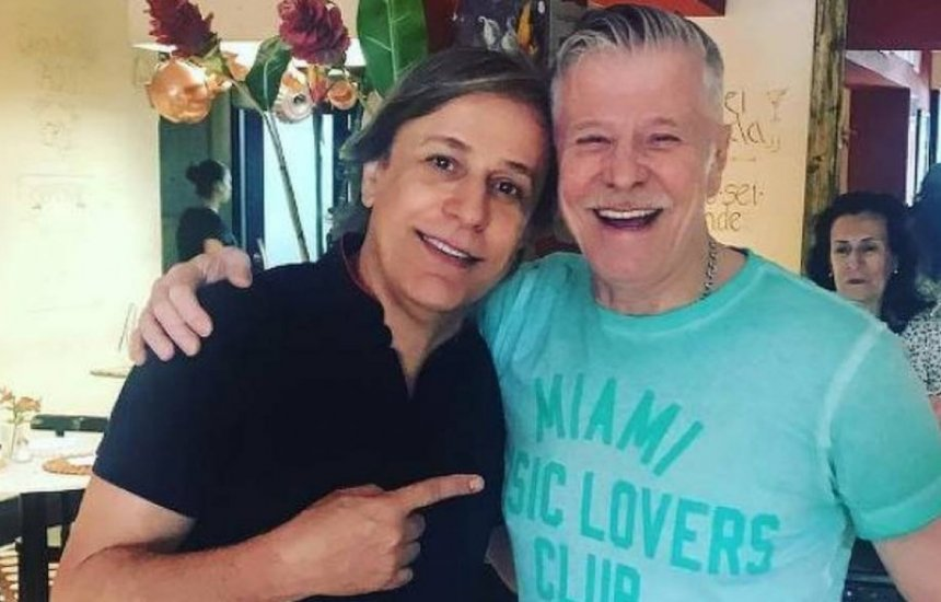 [Tom Cavalcante e Miguel Falabella querem viver casal gay em série]