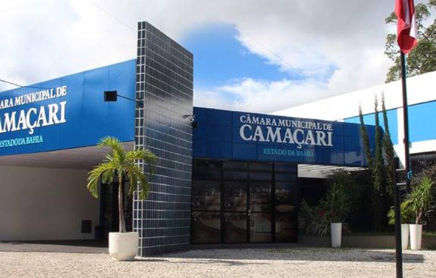 [Câmara Municipal de Camaçari abre trabalhos legislativos de 2019 na terça]