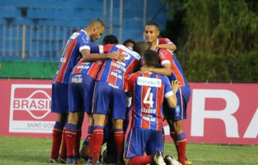 [Time alternativo do Bahia vence o Conquista e é líder do Baianão]