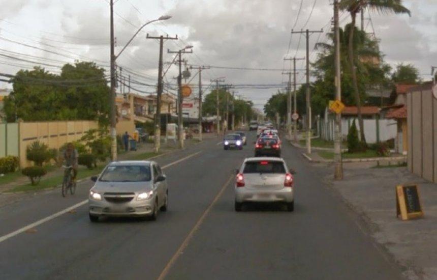 Mais de 12 mil motoristas foram multados por dirigir sem cinto