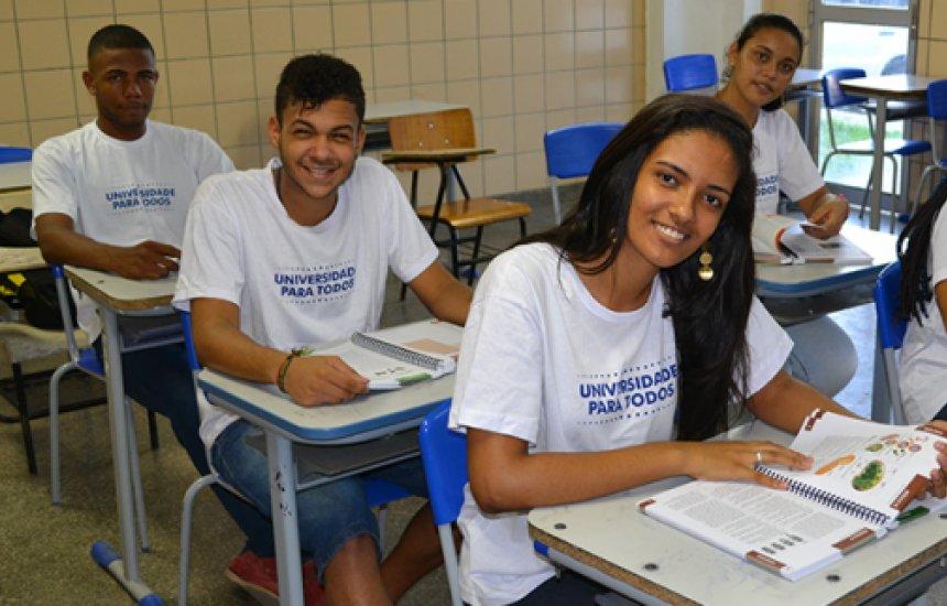 Resultado de imagem para Universidade Para Todos oferece 11,5 mil vagas em pré-vestibular gratuito