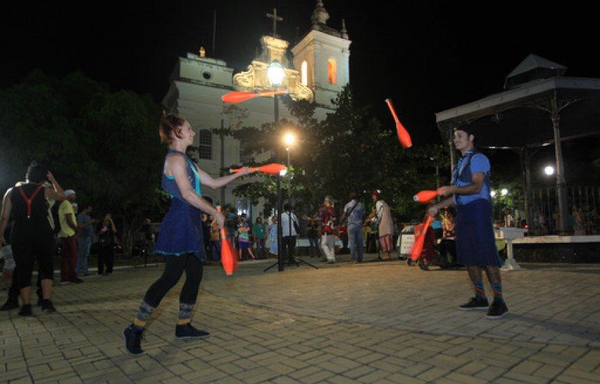 [Salvador e outras cidades baianas recebem Festival Internacional de Arte de Rua]