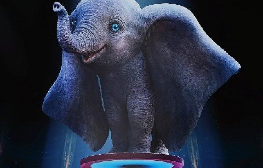 [Cinemark anuncia pré-venda de 'Dumbo']
