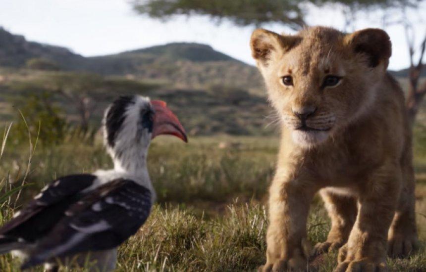 [Saiu o 1º trailer completo de 'O Rei Leão' e ele é simplesmente incrível]