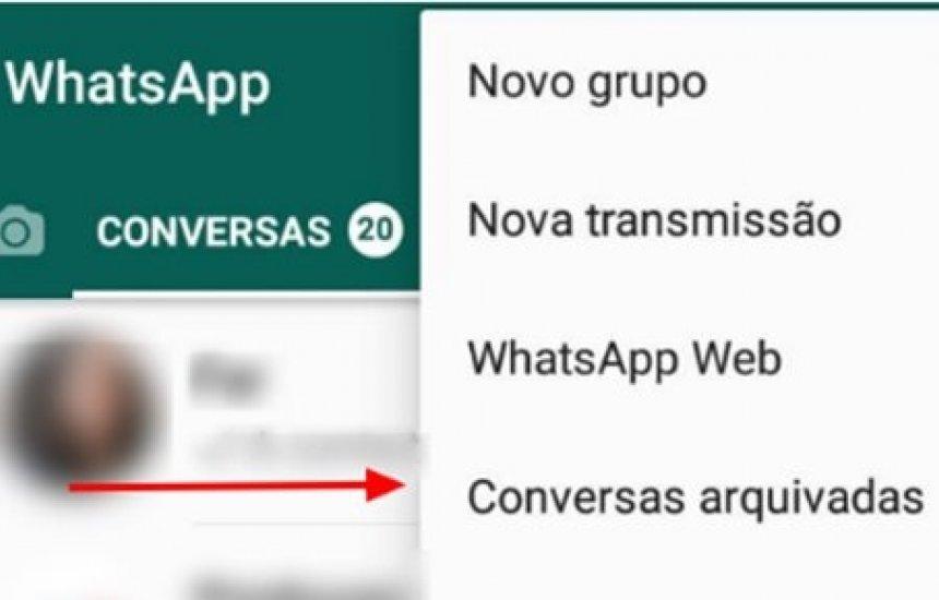 """[WhatsApp começa a testar """"modo férias"""" com novo nome para usuários beta]"""