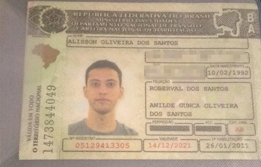 [Documentos encontrados em Camaçari]