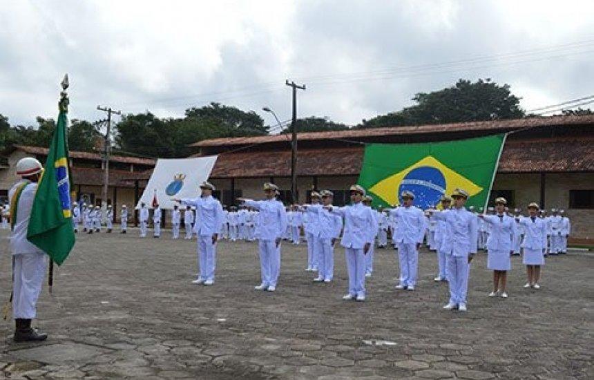 [CBMBA forma mais 60 brigadistas da Marinha do Brasil]