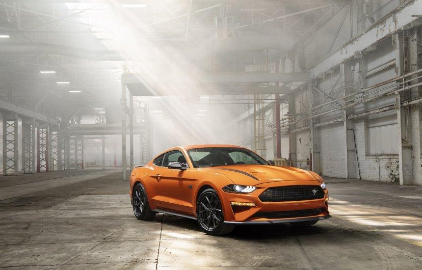 [Ford Mustang é o cupê esportivo mais vendido pelo 4° ano consecutivo]