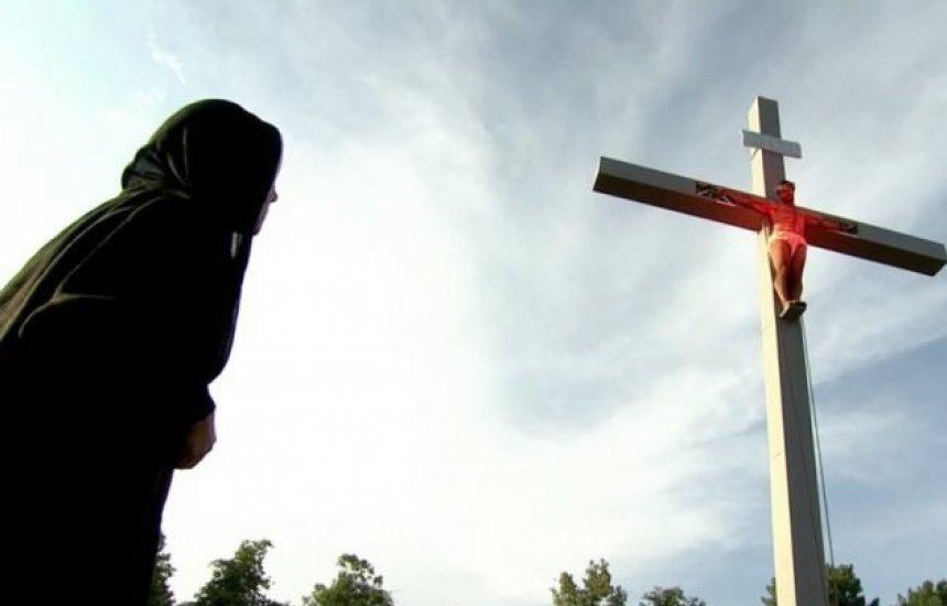 [Via Sacra da Juventude acontece na Praça Desembargador Montenegro]