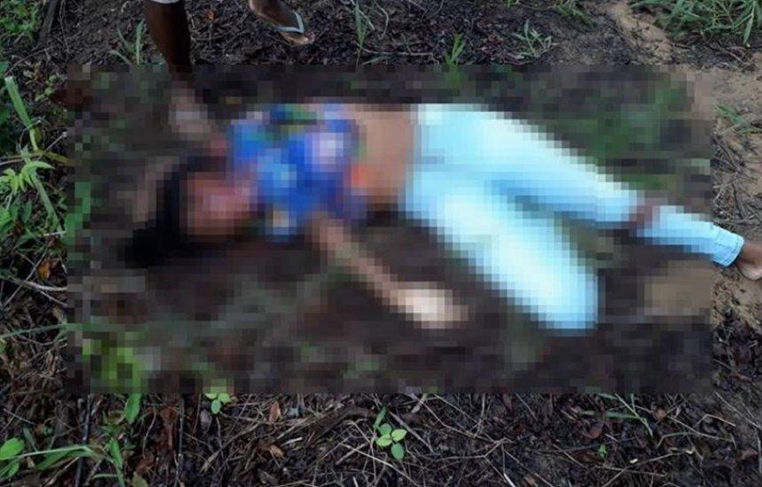 [Após ser sequestrada, jovem é executada com tiros no rosto em Simões Filho]