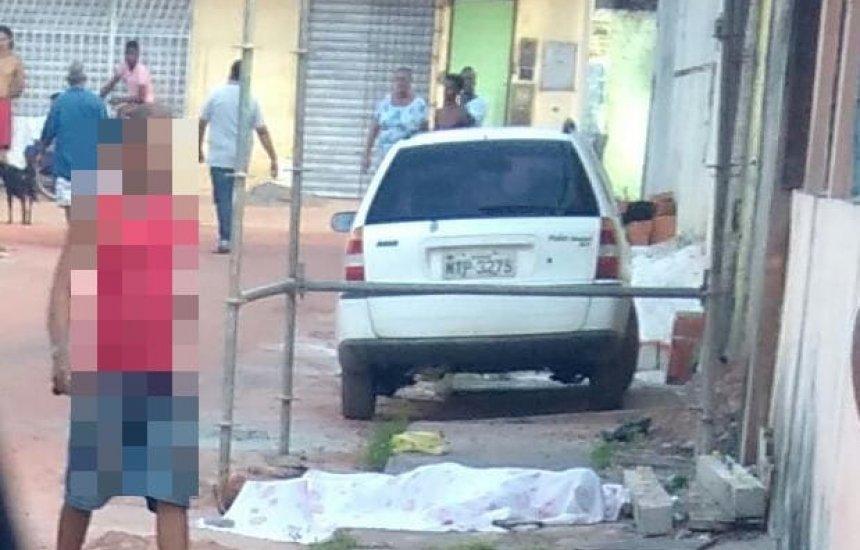 [Assassinato registrado em Camaçari neste domingo (21)]