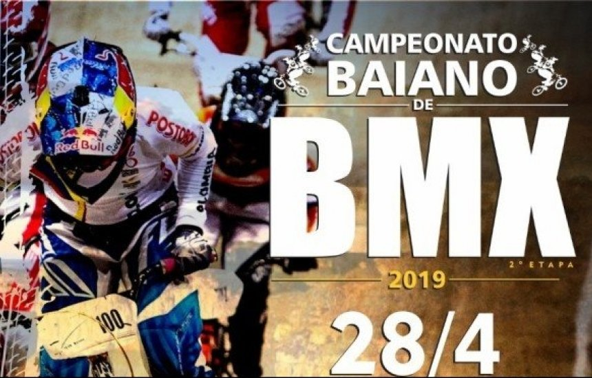 [Camaçari sedia etapa do Campeonato Baiano de Bicicross]