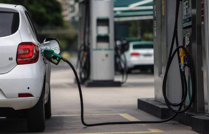 [Gasolina será vendida pela metade do preço em Salvador]