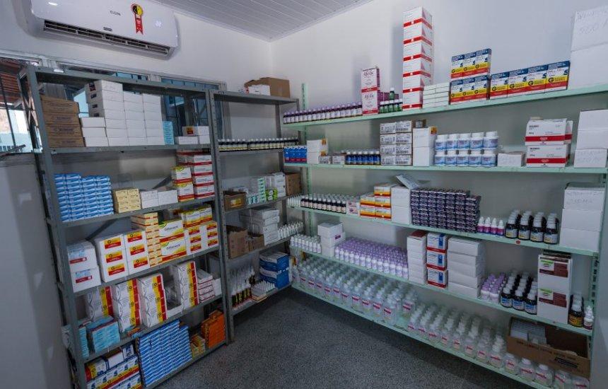 [Sesau adota medida para garantir que remédios cheguem à população de Camaçari]