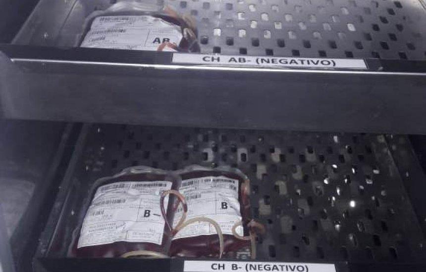 [Camaçari: estoques críticos preocupam Hemoba neste mês de festas juninas]