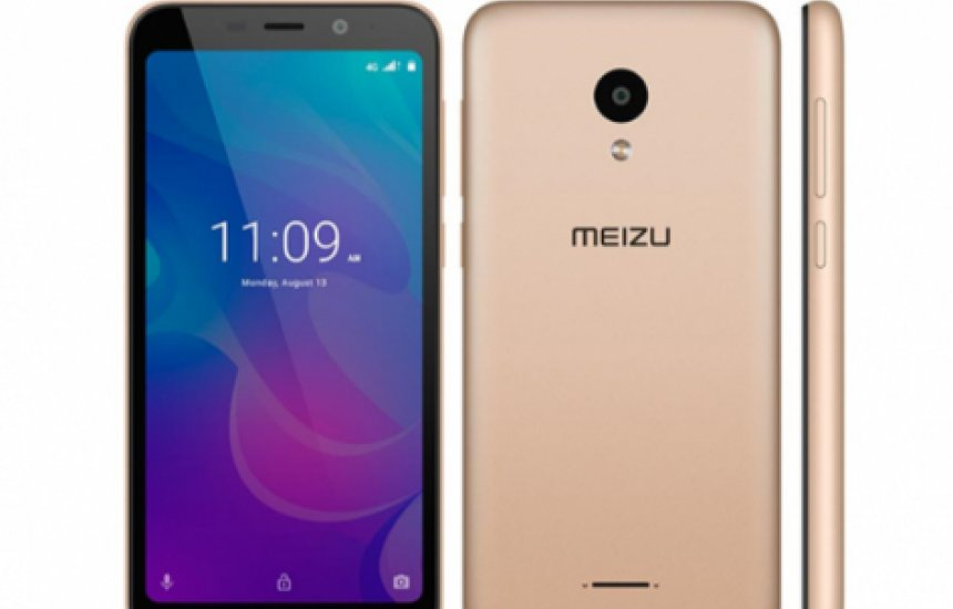 [Meizu C9 Pro chega ao Brasil custando R$ 599 com especificações mais básicas]