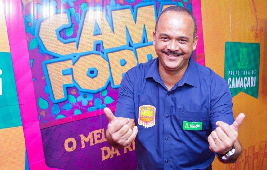 """[""""A política é unir forças para construir uma cidade mais forte"""", diz Elinaldo]"""