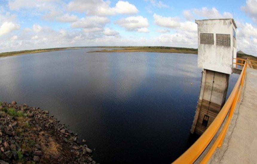 [Governo da Bahia autoriza aumento de vazão de barragem no interior]