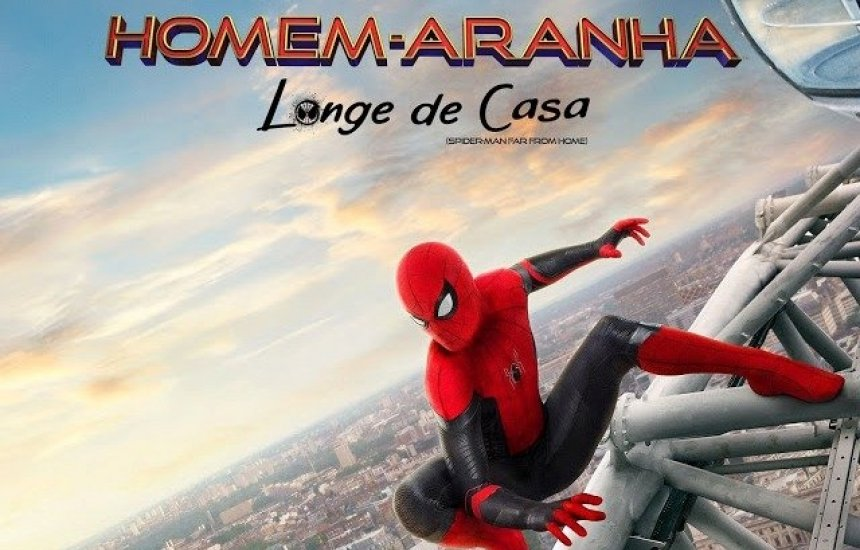 [Homem Aranha: Longe de Casa é a estreia da semana no Cinemark Camaçari]