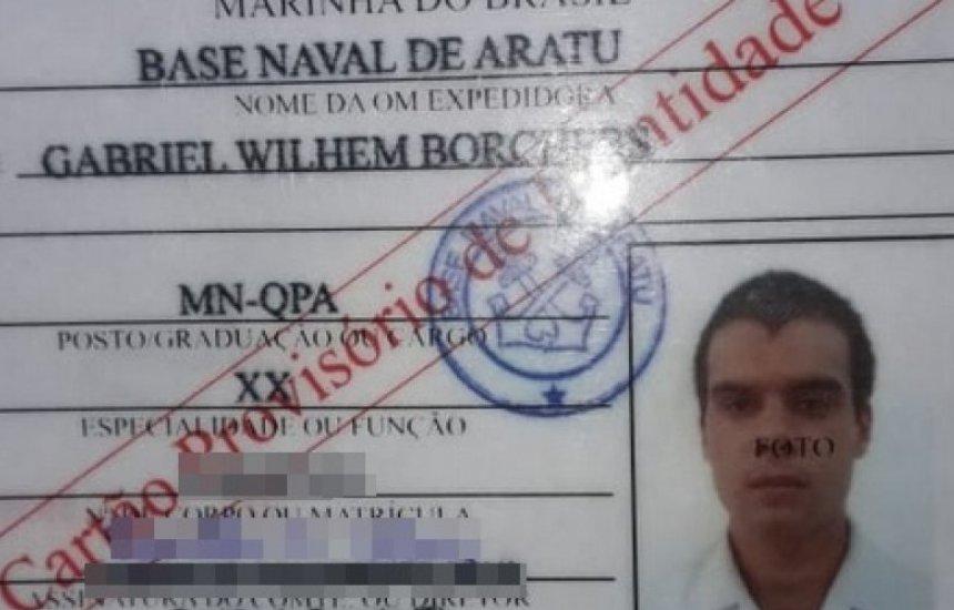[Militar é preso após deixar expediente na Base Naval de Salvador levando fuzil]