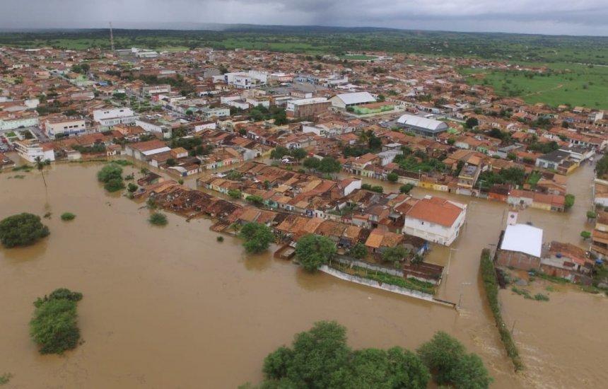[Casas perto da área onde barragem se rompeu na Bahia serão demolidas, diz Rui]