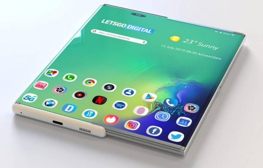 [Galaxy S11 terá tela expansível, segundo nova patente da Samsung]