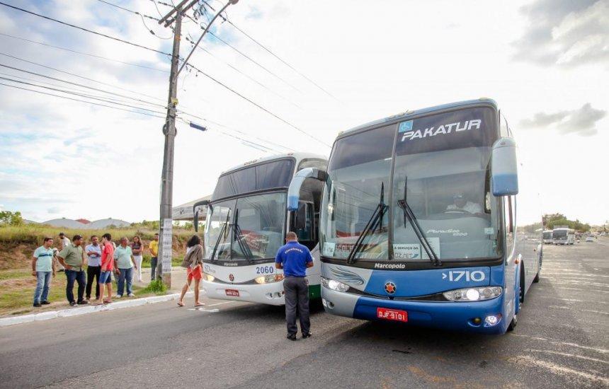 [Cadastramento para transporte universitário acontece de 22 a 26 de julho]