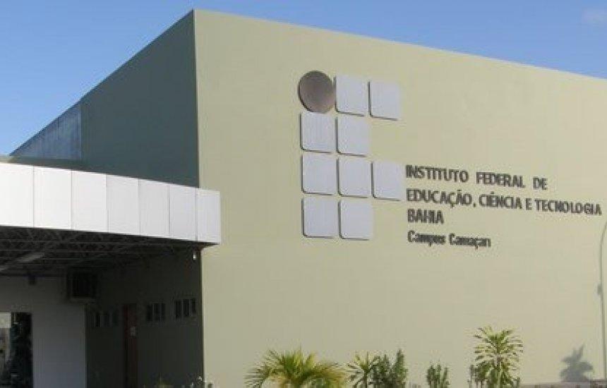 IFBA abre inscrições para Processo Seletivo; Há vagas para Camaçari