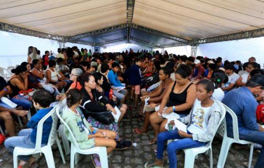 [Feira Cidadã leva serviços de saúde e cidadania a cidade de Coronel João Sá]