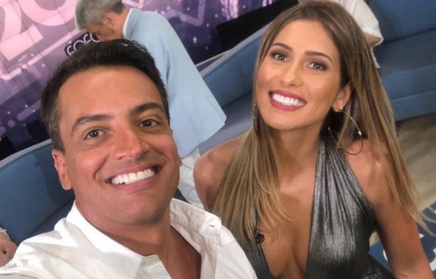 [Lívia Andrade revela o motivo de sua briga com jornalista Leo Dias]