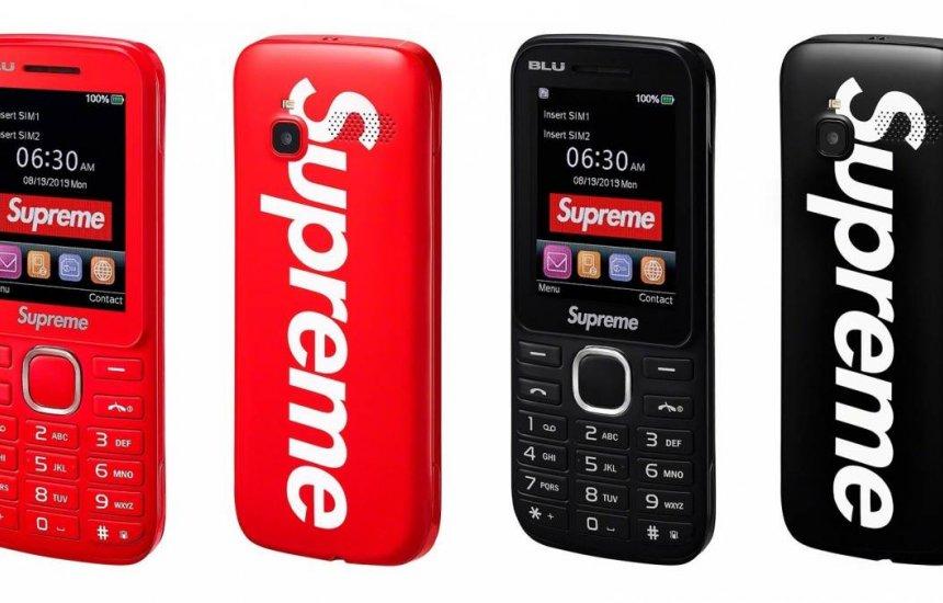 [Supreme anuncia celular ultrabásico, e ele deve custar uma fortuna]