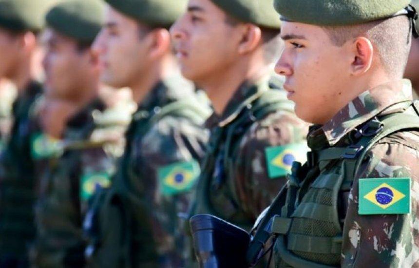 Exército Brasileiro abre vagas para contração temporária na Bahia ...