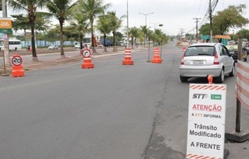 [Travessa Jorge Amado terá modificações no trânsito a partir desta sexta]