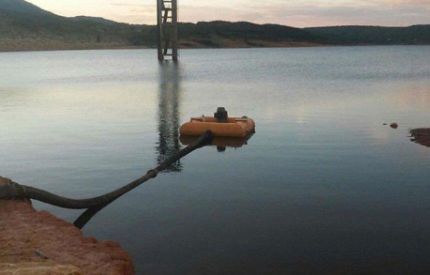 [Seis barragens têm licitação concluída para recuperação na Bahia]